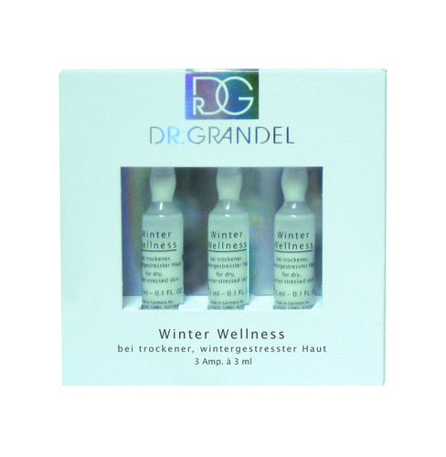 Dr. Grandel Winter Wellness Ampullen, 3x3 ml