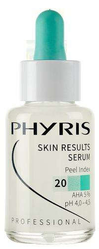 Phyris Skin Results Serum Peel Index 20