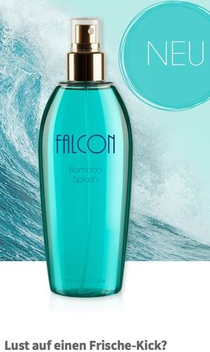 Falcon Bamboo Splash